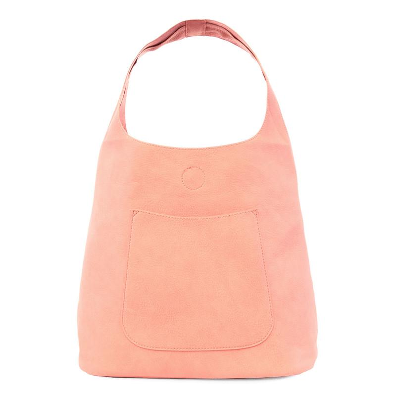 Joy Susan Molly Slouchy Hobo Handbag - Rosewater - L8017-47 - Profile