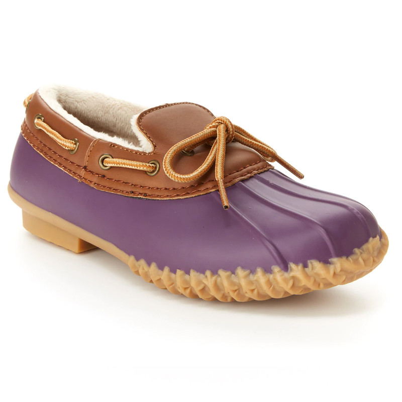 Jambu Women's Gwen - Plum / Whiskey - JB18GWN53 - Main Image