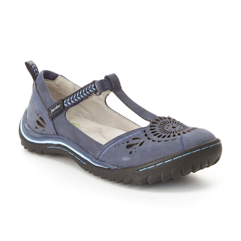Jambu Women's Sunkist - Denim / Airy Blue - WJ18SUK06 - Angle