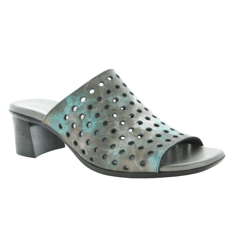 Munro Women's Jules - Mixed Metal Leather - M455200 - Angle
