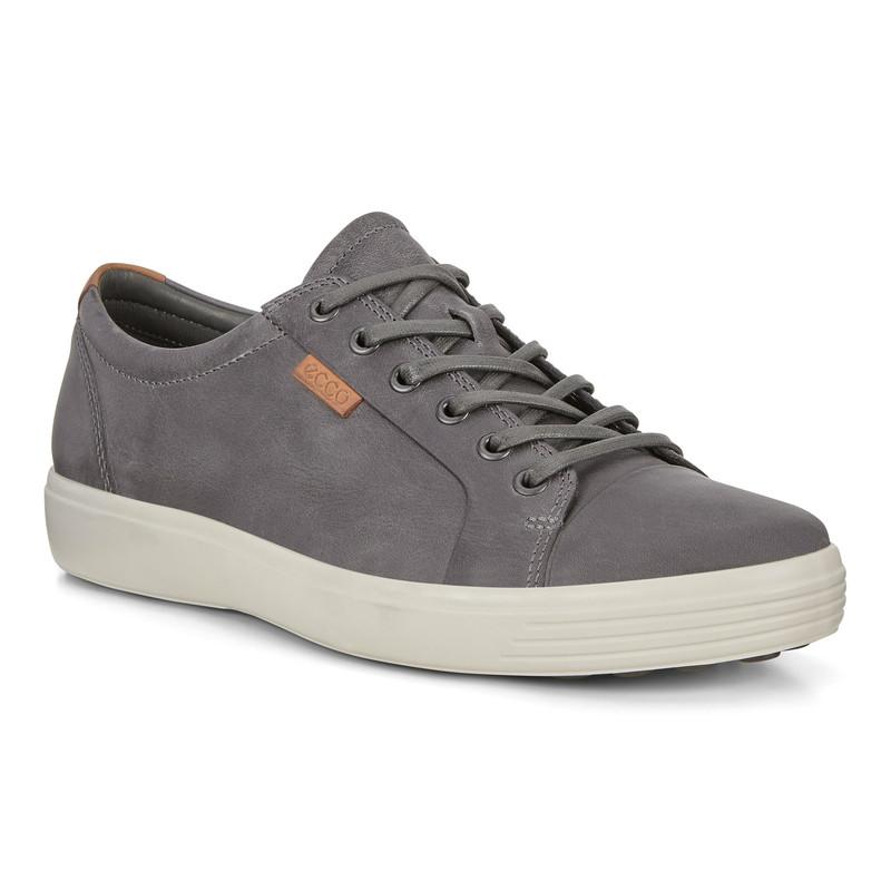 ECCO Soft 7 Men's Sneaker - Titanium