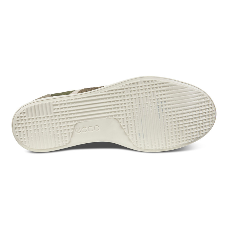 2a29ddb313 Ecco Men's Collin 2.0 Sneaker - Tarmac / Tarmac