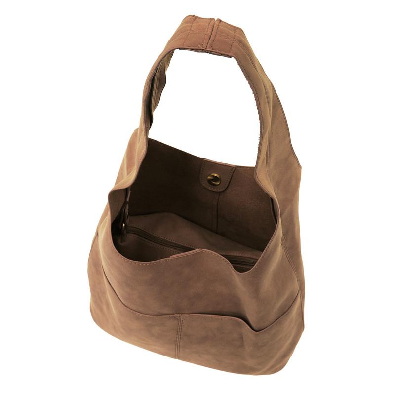 d7a103fdc062 Joy Susan Jenny Hobo Handbag - Whiskey