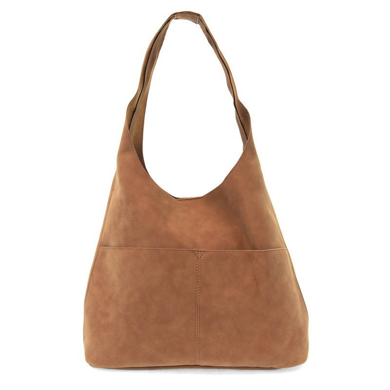Joy Susam Jenny Hobo Handbag - Whiskey - L8039-02 - Main Image