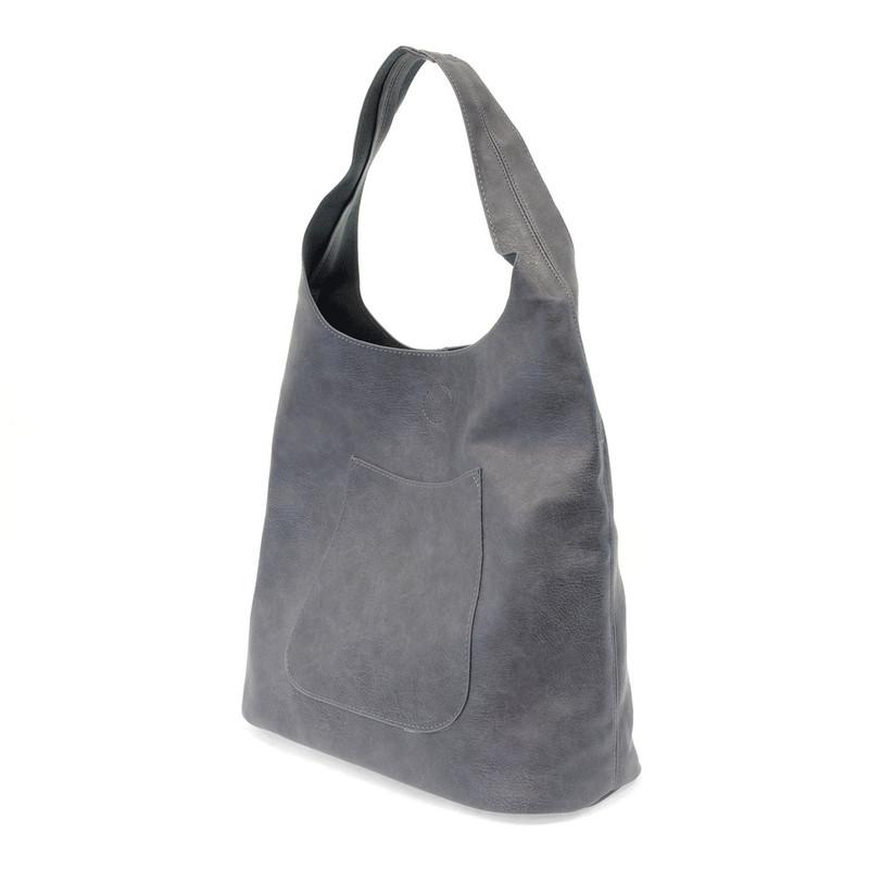 b3e08391e6 Joy Susan Molly Slouchy Hobo Handbag - Denim