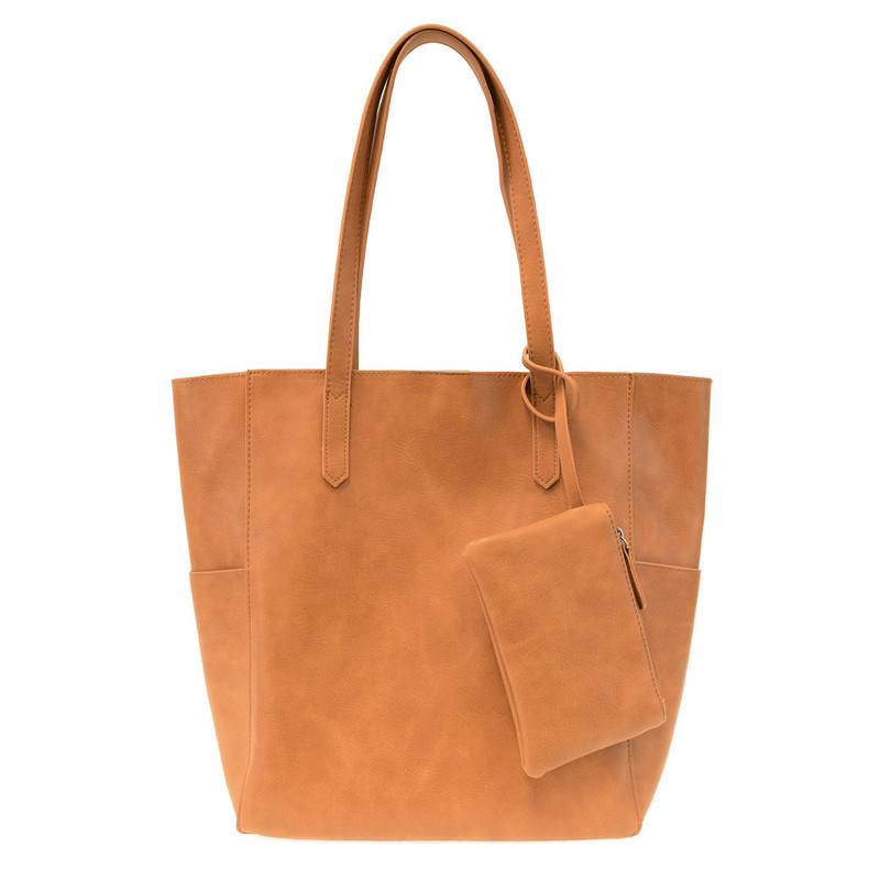Joy Susan North South Bella Tote - Honey - L8036-27 - Profile