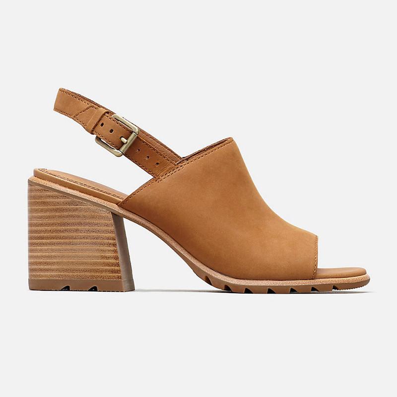 Sorel Women's Nadia™ Slingback Heel - Camel  -1848231 - Profile