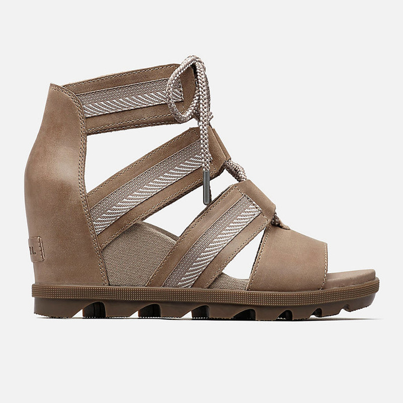 Women's Joanie™ II Lace Sandal - Ash Brown - 1855391-240 - Profile