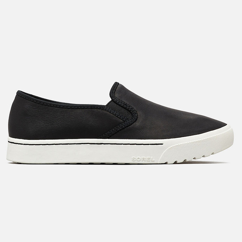 Sorel Women's Campsneak™ Slip On Sneaker - Black - 1808171-010 - Profile