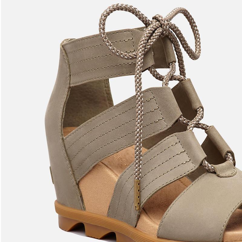 7f63a268c ... Profile Sorel Women's Joanie™ II Lace Sandal - Sage - 1848131-365 ...
