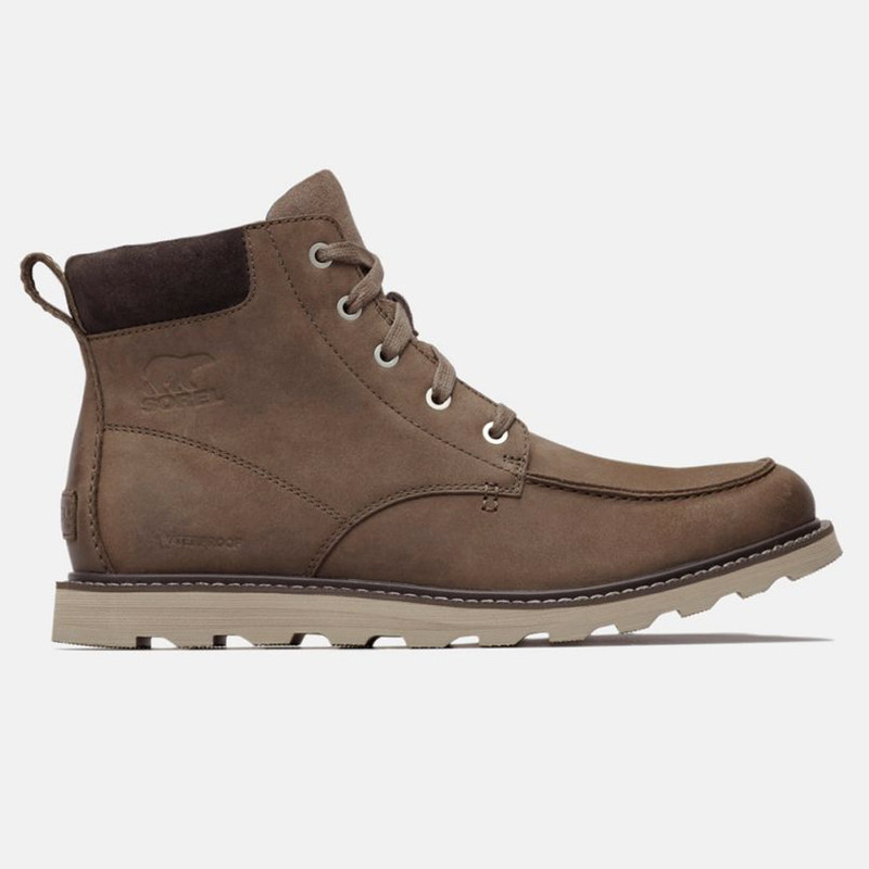 Sorel Men's Madson™ Moc Toe Waterproof Boot - Major - 1767231-245 - Profile