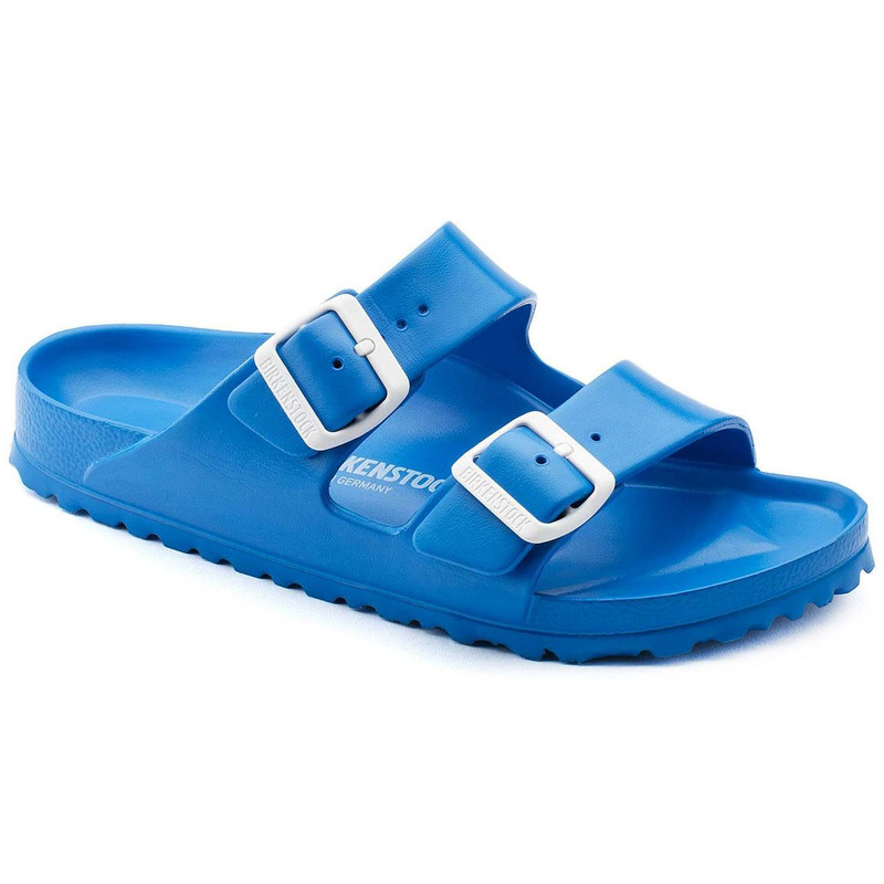 Birkenstock Arizona Essentials EVA - Scuba Blue - Main View