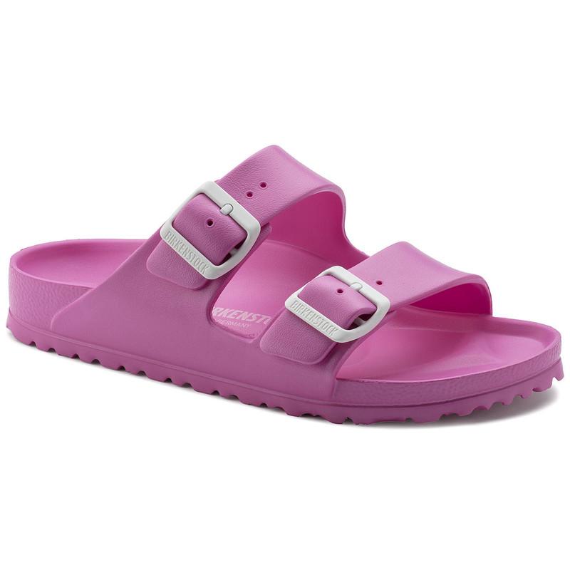 Birkenstock Arizona Essentials EVA - Neon Pink (Narrow Width) - 129533 - Main
