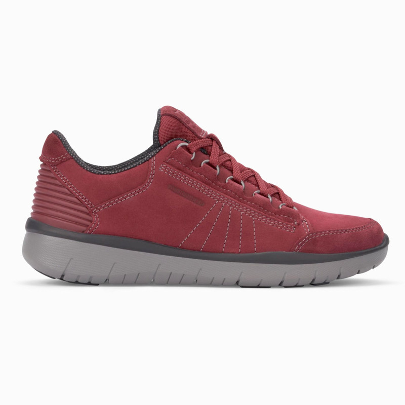 Mephisto Allrounder Women's Ladiva - Red Pear Nubuck - LADIVA67/67 - Profile