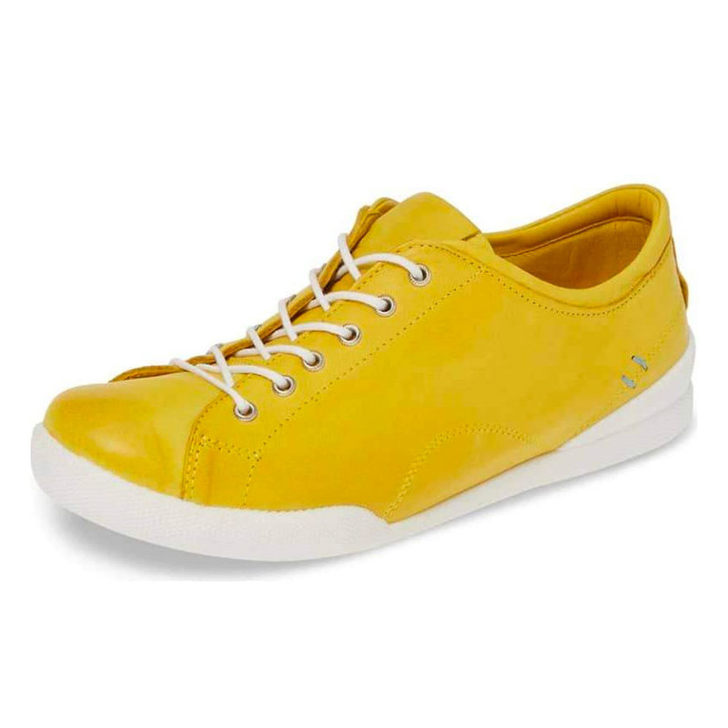 Sheridan Mia Women's Abbey - Yellow - ABBEY/MUSTARD - Angle