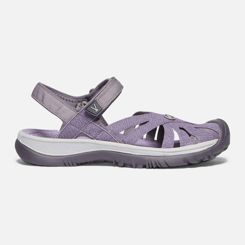 Keen Women's Rose Sandal - Shark / Lavender Grey - 1020667 - Profile