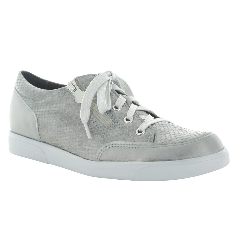 Munro Women's Gabbie - Light Grey Combo - M120071 - Angle
