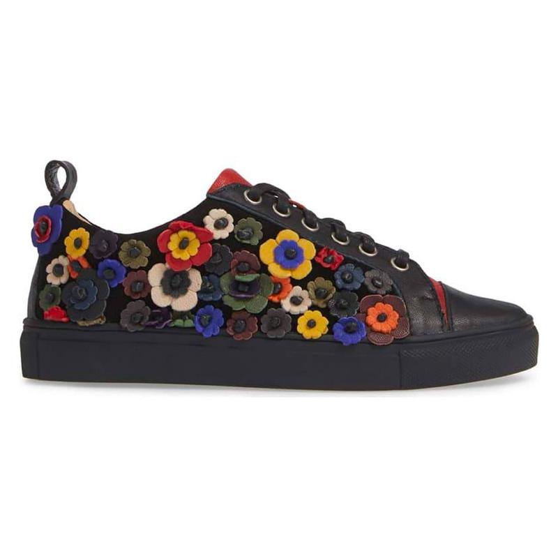 Sheridan Mia Women's Satyr Sneaker - Black - SATYR/BLACK - Profile