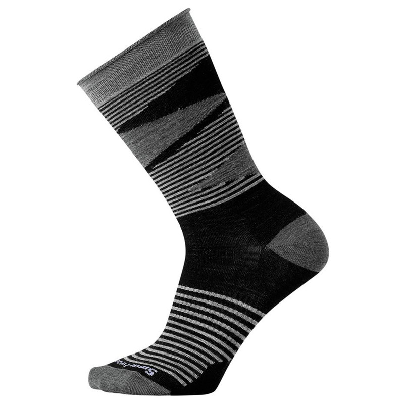 Smartwool Women's First mate Non-Binding Crew Socks - Black - SW003696001