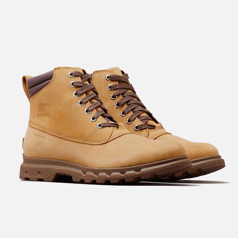 b011c622a45 Sorel Men's Portzman™ Lace Boot - Buff