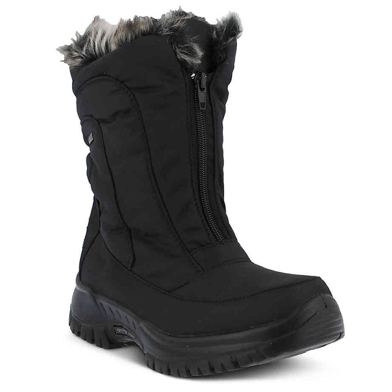 Spring Step Women's Zigzag Winter Boot - Black - ZIGZAG/BLACK - Main Image