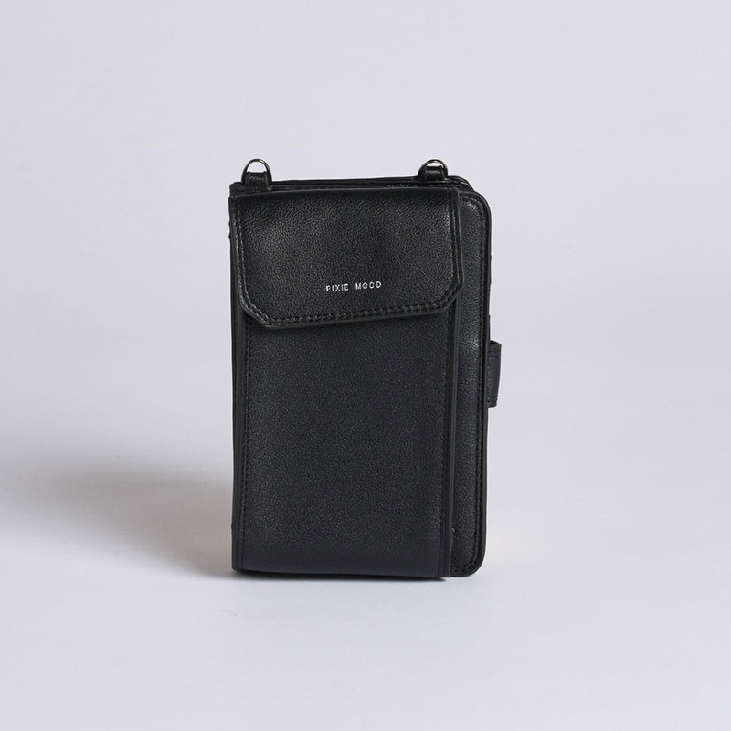 Pixie Mood Rae Phone Crossbody - Black - Profile
