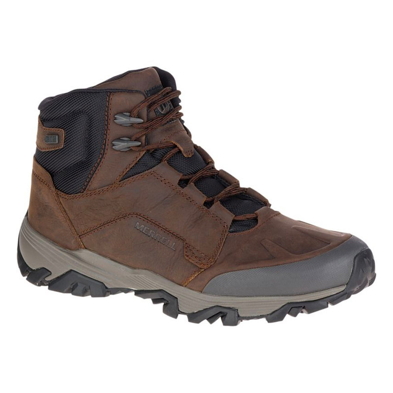 Merrell Men's Coldpack Ice+ Mid Polar Waterproof - Clay - J91843 - Profile