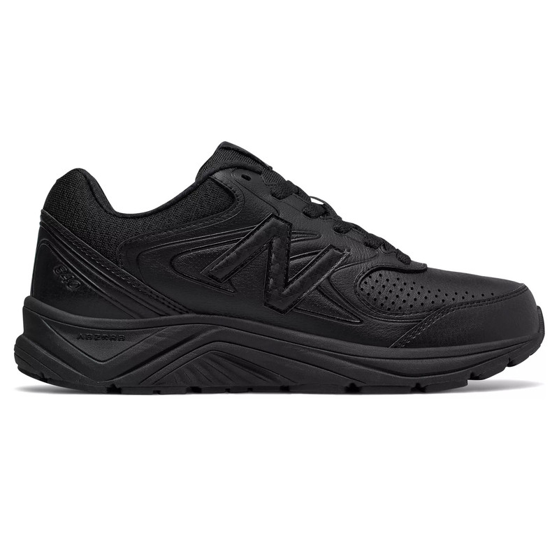 New Balance 840v2 Women's Walking - Black - WW840BK2 - Profile