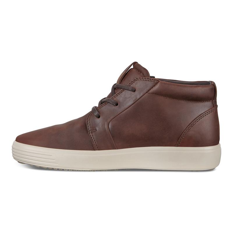 ECCO Soft 7 M Chukka Boot | ShoeStores.com