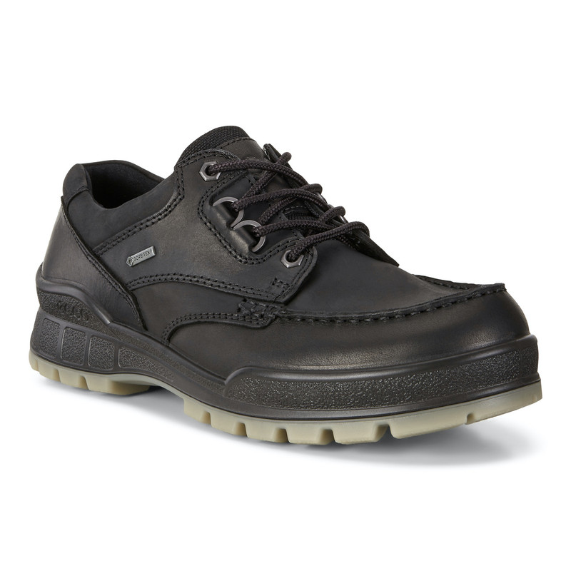 ECCO Men's Track 25 GTX Low - Black / Black - 831714-51052 - Main