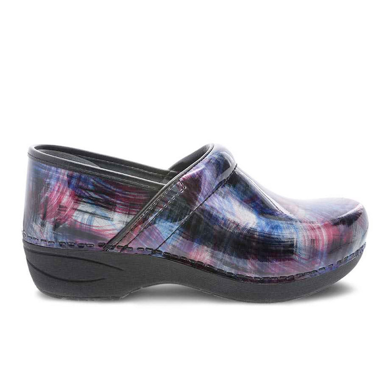 Dansko Women's XP 2.0 - Color Sweep Patent - 3950-900202 - Profile