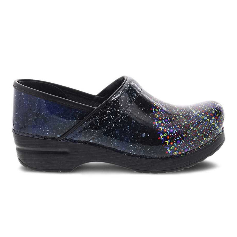 Dansko Women's Twin Pro - Tranquility Patent Leather - 411-110202 - Profile