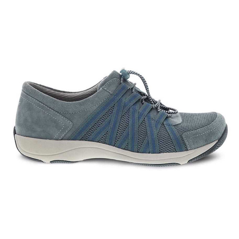 Dansko Women's Honor - Slate Suede - 4509-957295 - Profile