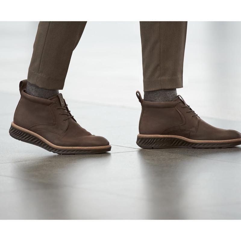 ShoeStores.com   ECCO Men's ST.1 Hybrid