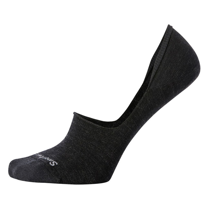 Smartwool Women's Hide and Sleek Socks - Charcoal - SW003850-003 - Main Image