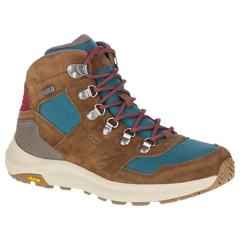 Merrell Women's Ontario 85 Mid Waterproof - Dragonfly - J18852 - Main