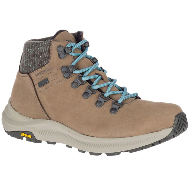 Women's Ontario Mid Waterproof - Boulder - J84846 - Main