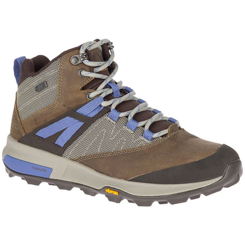 Merrell Women's Zion Mid Waterproof - Cloudy - J99620 - Main Image