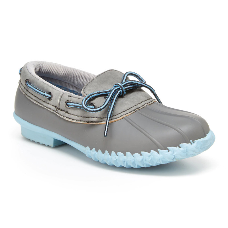 Jambu Women's Gwen Garden Ready - Grey / Stone Blue - JB19GGR19 - Main
