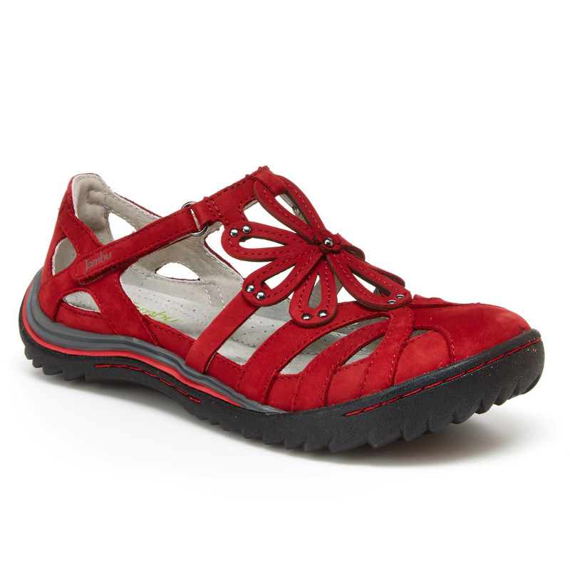 Jambu Women's Abby - Red - WJ19ABB03 - Main