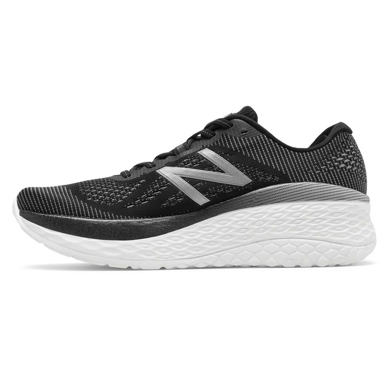 3b9b1af9af New Balance Women's Fresh Foam More - Black with Orca