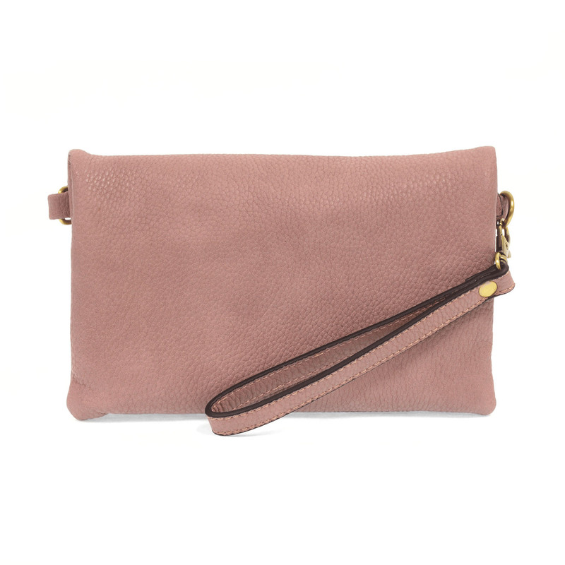 Joy Susan New Kate Crossbody Clutch - Dusty Amethyst - L8019-51 - Profile