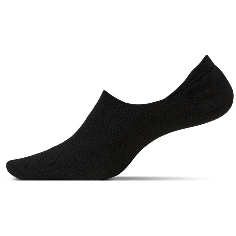 Feetures Men's Everyday Hidden - Black - LM750014