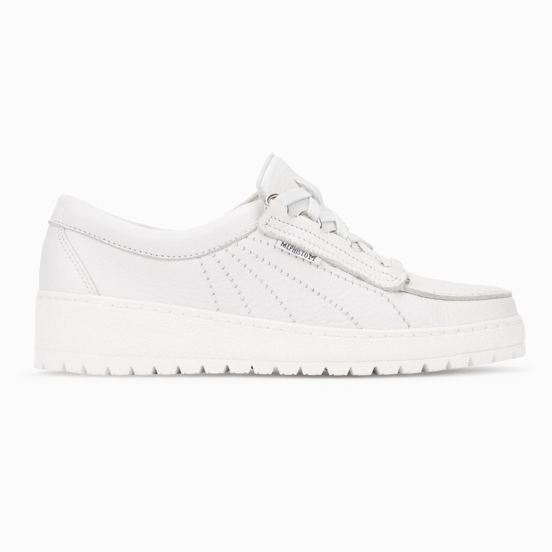 Mephisto Women's Lady - White Oregon - LADY1330 - Profile