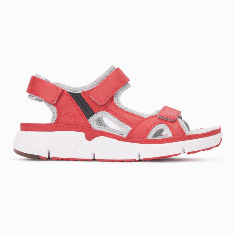 Mephisto Allrounder Women's Its Me - Red TT Soft - ITSME48 - Profile
