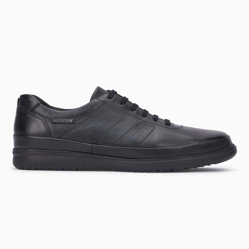 Mephisto Men's Tomy - Black Randy - TOMY6100 - Profile