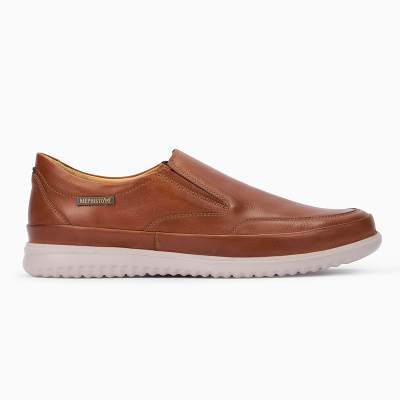 Mephisto Men's Twain - Hazelnut Randy - TWAIN6135 - Profile