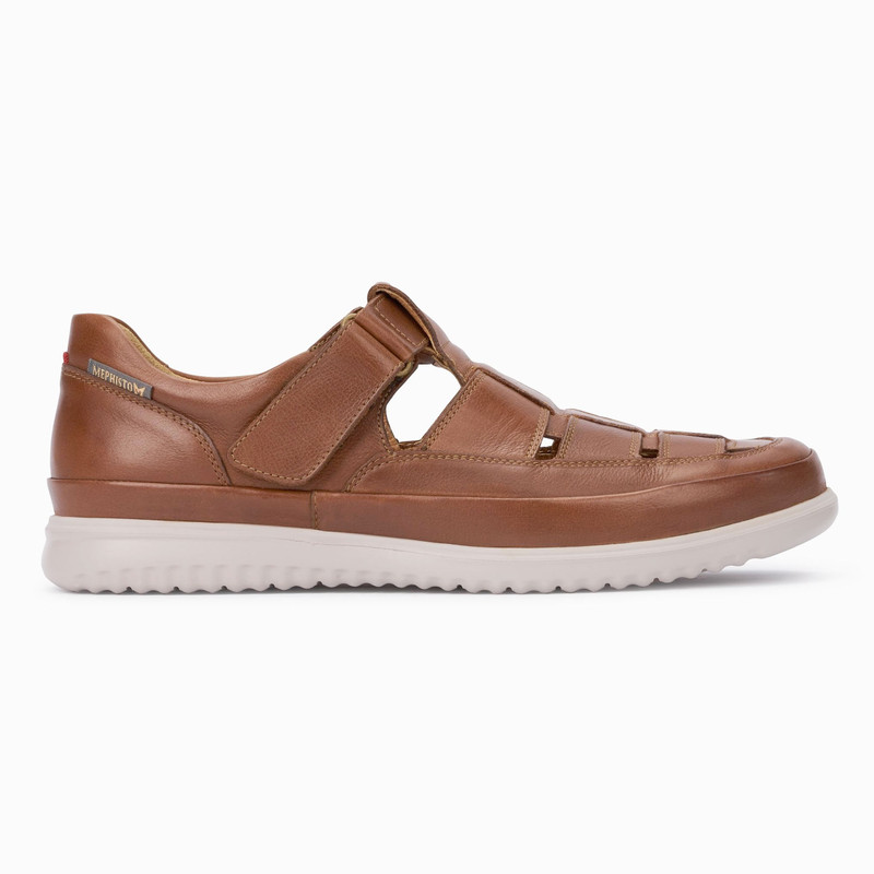 Mephisto Men's Tarek - Hazelnut Randy - TAREK6135 - Profile