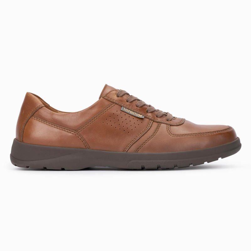 Mephisto Men's Matteo - Hazelnut Randy - MATTEO6135 - Profile