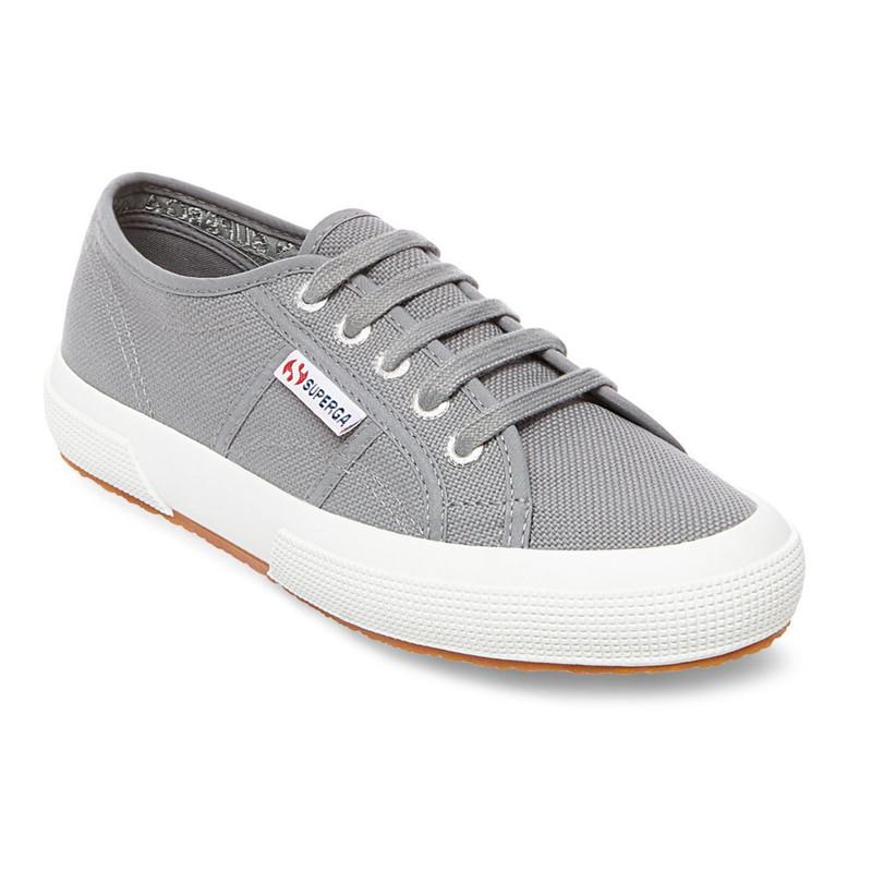 Superga Women's 2750 Cotu Sneaker - Grey Sage - S000010/GREY - Main Image